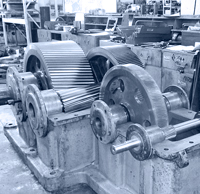 Maintenance of rotary machines